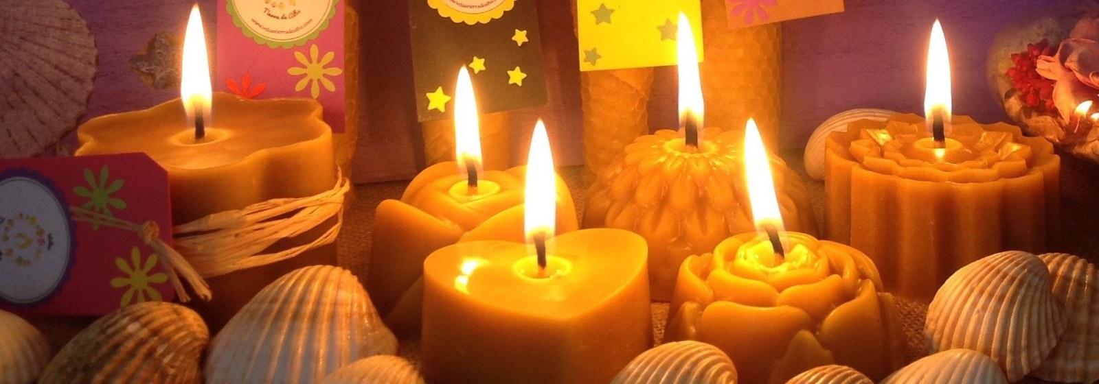 aprende a hacer velas gratis. curso online