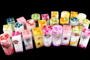 aprender a hacer velas decorativas